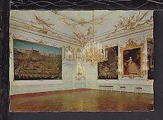 Interior,Schonbrunn Palace,Vienna,Austria Postcard BIN