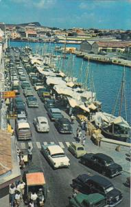 Floating Market , CURACAO , N.A. , 50-60s
