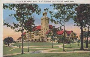 Tennessee Lookout Mountain Lookout Mountain Hotel P O Address