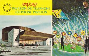 Canada Montreal Expo 67 Telephone Association Of Canada Pavilion