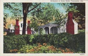 Arkansas Tuscumbia Birthplace Of Helen Keller Albertype