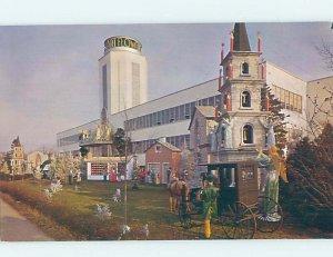 1959 CHRISTMAS DISPLAY Providence Rhode Island RI AG3391
