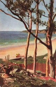 Postcard Laguna Beach California