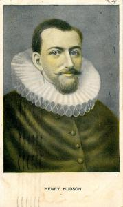 Famous People - Henry Hudson