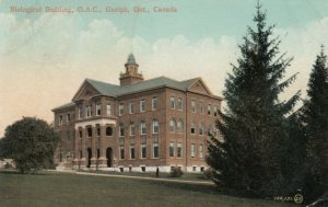 GUELPH , Ontario , Canada , 1900-10s , Biological Building, O. A. C.