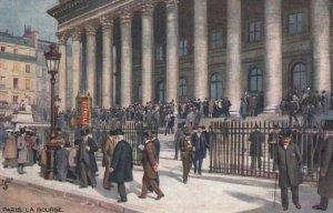 PARIS, France, 1900-10s ; La Bourse ; TUCK 934 P No 21