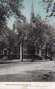 Illinois Danville Kimber M E Church 1915