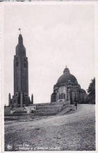 Belgium Liege La Basilique et le Memorial Interallie 1950 Photo