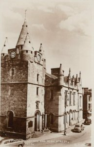 Scotland Postcard - County Buildings and High Street, Tain   RS23051
