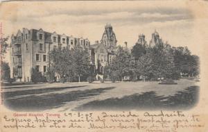 TORONTO , Ontario, Canada, 1900-10s ; General Hospital