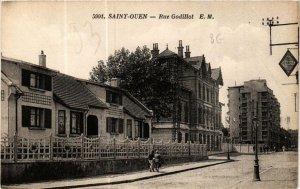CPA SAINT-OUEN Rue Godillot (569258)