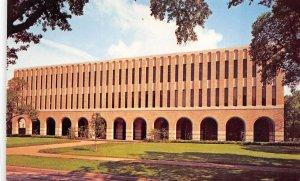 Houston Texas 1960s Postcard Allen Center Rice University
