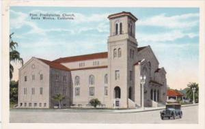 California Santa Monica First Presbyterian Church