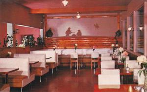 Lazy K Dining Room, Turltle Mountain Hotel, FRANK, Alberta, Canada, 40-60´