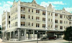 C.1920 Hotel Cherokee, Tallahassee, Fla. Postcard P172