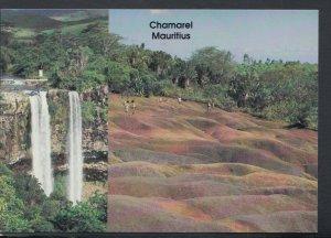 Mauritius Postcard - Seven-Coloured Earth, Chamarel    T6493