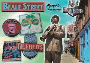 Tennessee Memphis Beale Street
