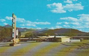 Montana Livingston Del Mar Motel