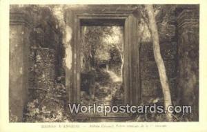 Ruines D'Angkor Cambodia, Cambodge Mebon Oriental Ruines D'Angkor Mebon Oriental