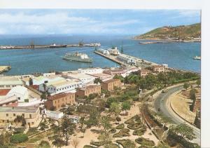 Postal 037152 : Ceuta. Puerto. Vista parcial