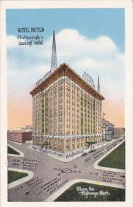 Tennessee Chattanooga Hotel Patten