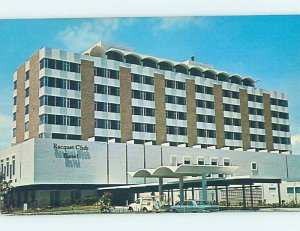 Pre-1980 HOTEL SCENE San Juan Puerto Rico PR AE0992