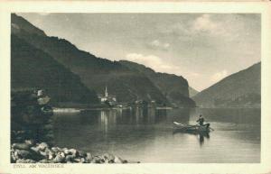 Switzerland Idyll am Walensee 02.99