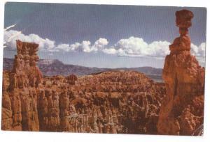 Union Oil 76 Postcard 1941 Bryce Canyon Utah #74
