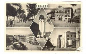 RP; Taranto , Apulia, Southern Italy. 20-40s ; 5-view postcard