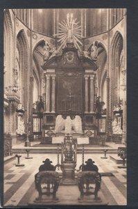 Belgium Postcard - Choeur De La Cathedrale Saint-Sauveur   HP194