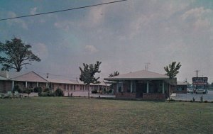 NORTH LEBANON, Tennessee, 40-60s; Southland Motel & Restaurant