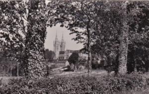 France Saint-Hilaire-du-Harcouet Echappee surl'Eglise du Prieure Photo
