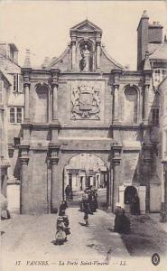 Vannes , France , 00-10s ; La Porte Saint-Vincent