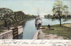Sweden Gota Canal 1905
