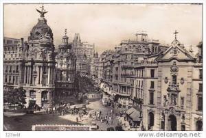 RP: Jose Antonio Avenue , MADRID , Spain , PU-1955