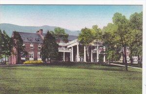 Virginia Luray Entrance To The Mimslyn Hotel Of Distinction Near Shenandoah N...