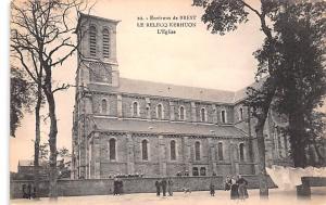 France Environs de Brest Le Relecq  Kerhuon L'Eglise  Environs de Brest Le Re...