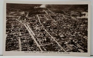GUADALUPE POINTE A PITRE Airview Postcard H7