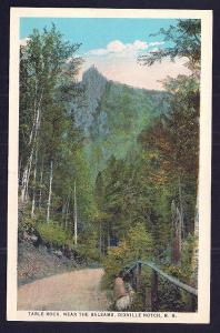 Table Rock Balsams Dixville Notch NH unused c1920's