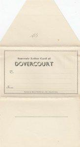 DOVERCOURT, Essex, England, UK , 00-10s; Souvenir Letter Card, 6-views