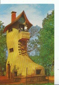 India Postcard - Kamla Nehru Park - Bombay - Ref 17393A