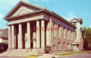 DIVISION STREET METHODIST CHURCH, FOND DU LAC, WI dedicated 1914