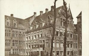 netherlands, AMSTERDAM, Colonial Institute, Architect Van Nieukerken (I)