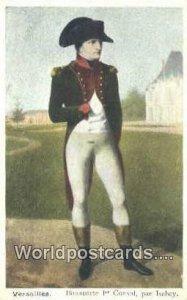 Bonaparte Ier Consul, par Isabey Versailles, France, Carte, Unused