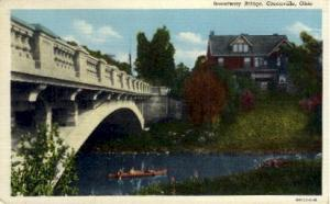 Broadway Bridge Greenville OH Unused