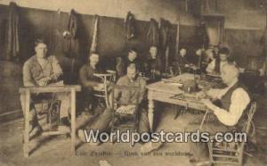 Coin d'Atelier, Belgium, België, la Belgique, Belgien Hoek van een Werkhuis ...