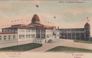 International Exhibition,Sept 1st to 8th, 1906, St John, New Brunswick, Canada,