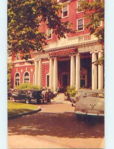 Pre-1980 HOTEL SCENE Charlottetown Prince Edward Island PE B2661