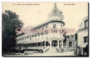 Postcard Old Saint Cloud Blue Flag