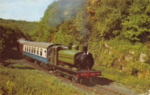 Postcard Great Northern Railway 0-6-0ST No.1247 Class J52 by J. Salmon Ltd #G